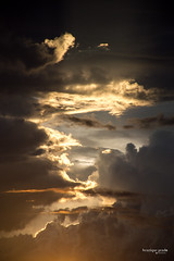 Cloudy Day (henriiqueprado) Tags: nikond3200 clouds sun light sunset piracicaba explore expressyourself 18140mm