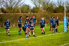 Witney 3's vs Swindon College-1090