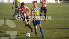 Alqueries CF 0-2 CD Acero (11/03/2017), Jorge Sastriques