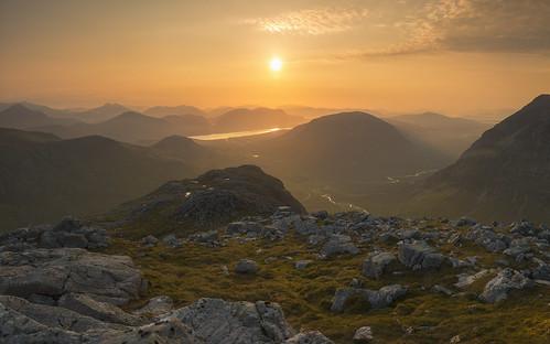 scotland highlands westhighlands buachailleetivebeag buachailleetivemor beinnachrulaiste sunrise landscape canon6d
