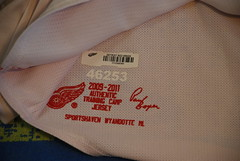 Max Nicastro (opurt2007) Tags: detroit redwings gameworn detroitredwings nicastro maxnicastro