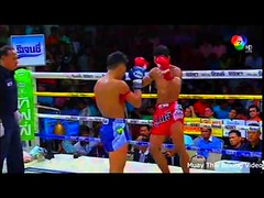 Muay Thai, Sontong Sor Yingjaroenkanchang Vs Satanfa Eminentair 120lbs