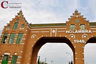 Tijolos - Holambra - SP - Brasil