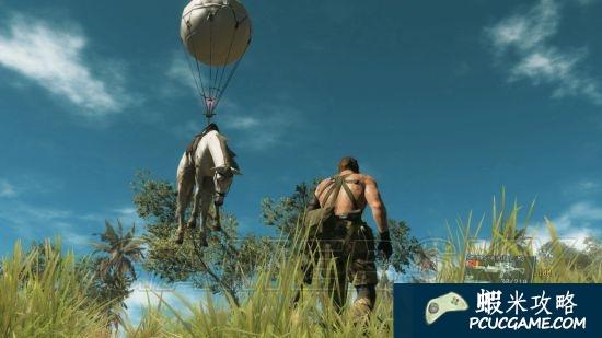 《潛龍諜影5:幻痛》搬運技術獲得方法 氣球開發技術員在哪