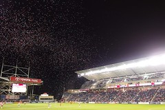 Toyota Park - Chicago (only lines) Tags: usa chicago goal stadium soccer confetti chicagofire footbal mls majorleaguesoccer tickertape newyorkredbulls