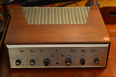 """SCOTT STEREO MASTER 299-D INTEGRATED AMPLIFIER IN ORIGINAL WOOD CASE, NICE. • <a style=""""font-size:0.8em;"""" href=""""http://www.flickr.com/photos/51721355@N02/21421357923/"""" target=""""_blank"""">View on Flickr</a>"""
