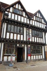 New Place & Nash's House (mademoisellelapiquante) Tags: uk england architecture shakespeare tudor warwickshire stratforduponavon newplace midlands nashshouse newplaceandnashhouse