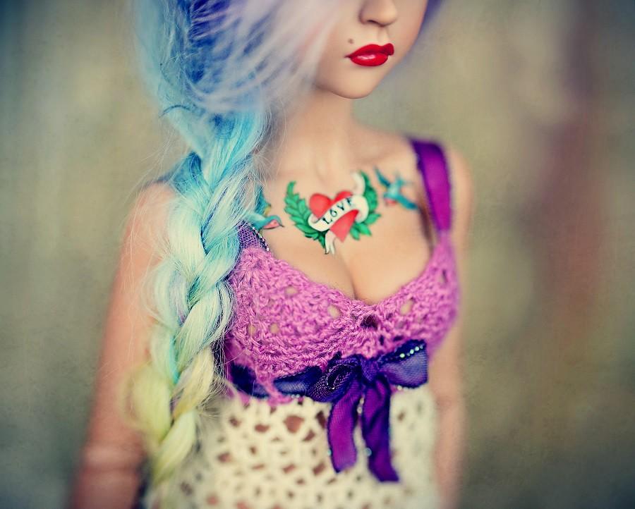 Candy doll эротика