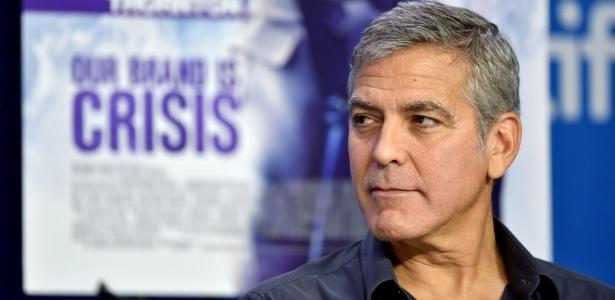 """George Clooney sobre entrar na política: """"Quem gostaria de viver assim?"""""""