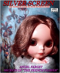"Blythe-a-Day October #6: Angel or Devil: Angel, Hollywoord's ""French Flower"""