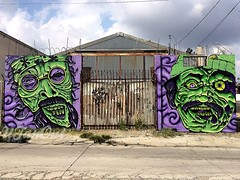 (UTap0ut) Tags: california art cali graffiti la los paint angeles cheech socal cal graff chong utapout