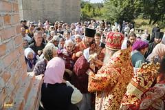 093. Patron Saints Day at the Cathedral of Svyatogorsk / Престольный праздник в соборе Святогорска
