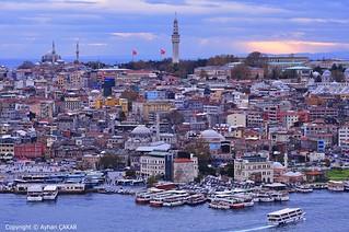 Seraskier Tower Istanbul