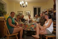 Wspólny wieczór z Couchsurferami | Evening with Couchsurfers