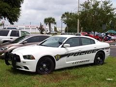 150829_20_GHD_LeesburgPD8003 (AgentADQ) Tags: auto car automobile florida gator police harleydavidson dodge leesburg cruiser meet charger 8003