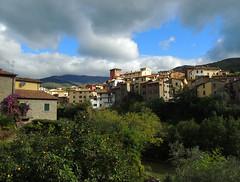 Loro Ciuffenna - 2 (anto_gal) Tags: panorama toscana arezzo pratomagno valdarno paese 2015 lorociuffenna