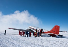 #FirstPlane (ESA_events) Tags: mars beth space antarctica science research concordia isolation healey esa