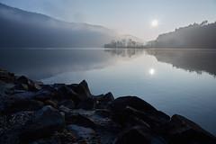 Morgenstimmung an der Donau (mfugo1) Tags: bayern morgen passau donau morgenstimmung flus fluslandschaft dreiflsse fluslandschaftz
