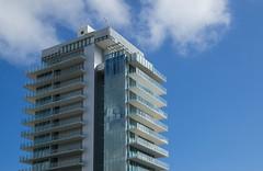 Небоскреб GLASS в Майами от Рене Гонсалеса