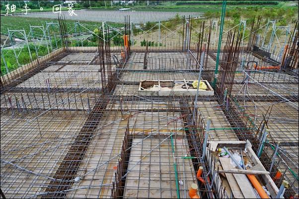 1樓板模隔間水電鋼筋完成21