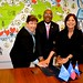 Ceremony: Argentina contributed to Haiti's ongoing electoral process