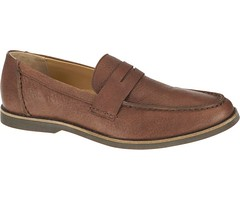 "Sebago Norwich Penny brown horween • <a style=""font-size:0.8em;"" href=""http://www.flickr.com/photos/65413117@N03/23038354912/"" target=""_blank"">View on Flickr</a>"