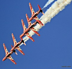 _MG_1460 (M0JRA) Tags: red jets planes arrows airforce raf scampton
