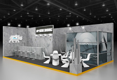 Exhibition / Meeting Area Design