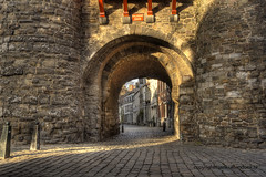 Helpoort (Jan Kranendonk) Tags: holland netherlands maastricht gate europe historical hdr limburg poort helpoort duch stadspoort stadsmuur