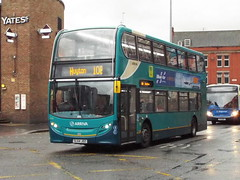 SL64JDZ (47604) Tags: bus liverpool northwest route service arriva 10b huyton 4593 sl64jdz