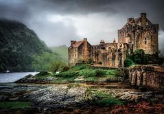 Eilean Donan Castle (10000 wishes) Tags: landscape castle old ancient fairytale fantasy scotland scenic beautiful