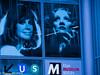 Blue legends of Berlin (thierry_meunier) Tags: berlin marlene actrice blue cinema film kino movie museum us