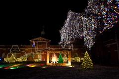 Nela Park 34 (rwerman) Tags: ge generalelectric nelapark christmas christmaslights christmastree lights eastcleveland