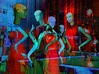 "Union Mavens (""Cisco Kid"") Tags: photoshop mannequins red dress"
