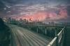 Final not Final (marcusklotz2014) Tags: seattle sunrise i5 freeway exploreseattle pnw spaceneedle washingtonstate fogchaser foggymornings seattlewashington amazon