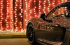 Christmas Cayman (LeoMuse747) Tags: porsche cayman gts 981 fortaleza brazil brasil stuttgart auto exotic lights christmas artistic astistry nikon d5100 nikkor 1855mm leomuse747 car automotive automobile night long exposure rain brazilian german germany