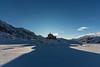 Backlit church (alessandronatella) Tags: church backlight snow winter neve valtellina italia pizzoscalino light alps alpi mountains landscape view