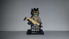 US 75th Ranger (影Shadow98) Tags: lego special forces minifigcat tinytactical brickarms us army ranger