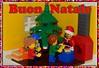 natale 2016 (salvobrick) Tags: lego santa claus christmas natale babbo greetings auguri happy holidays