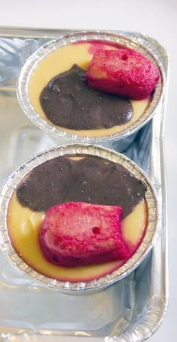 Dessert, Italian food, zuppa inglese ricetta crema cioccolato