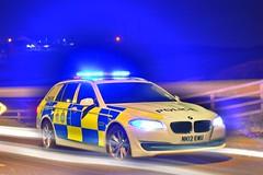 NK12 EWU (S11 AUN) Tags: durham constabulary bmw 530d touring anpr police traffic car rpu roads policing unit 999 emergency policeinterceptors nk12ewu