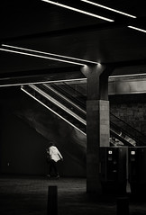 with Carl Zeiss Planar T* 50mm f/2 ZM (Stevenchen912) Tags: streetphoto streetcandid streetportrait streetphotographer candid composition contrast dark geometry geo blackwhite bw urbanlife cityscene people decisivemoment depth decisive
