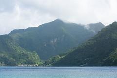 Dominica Scott's Head coastline