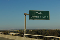 Int5sRoadCA-YoloCountyLinrSign (formulanone) Tags: yolo california i5 interstate5