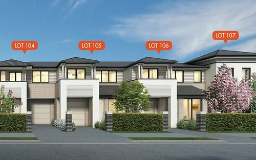 Lot 104 The Grange, Marsden Park NSW 2765