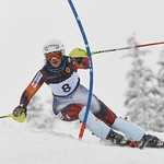 Soleil Patterson 2nd in SL at U19 Nationals PHOTO CREDIT: Derek Trussler