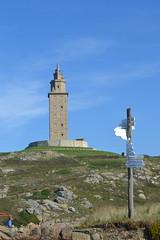 Coruña Torre de Hercules (alvaroalvarezmartinez) Tags: a coruña galicia torredehercules patrimoniodelahumanidad faro ocean atlantic atlantico galiciacalidade galiciamola
