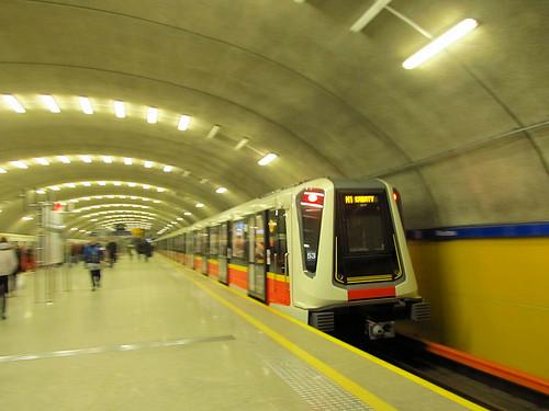Siemens Inspiro, #53, Metro Warszawskie
