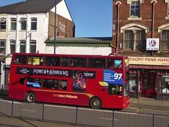Buses Around Birmingham (metrogogo) Tags: 4460 nationalexpress nxwm buses birmingham 97 westmidlands hardwarestore
