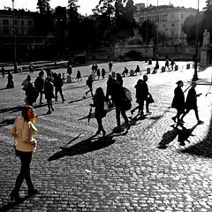 Popolo della Piazza, Roma
